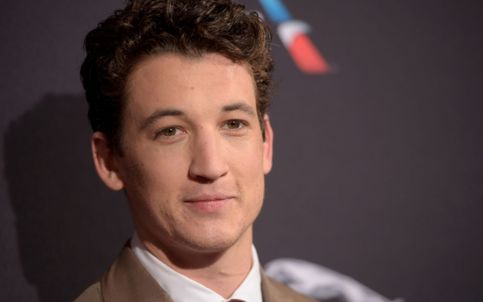 Actor Miles Teller PHOTO: Jason Kempin/Getty Images)