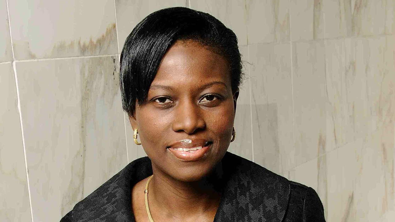 Chief Executive Officer, Stanbic IBTC Holdings Plc, Mrs Sola David-Borha