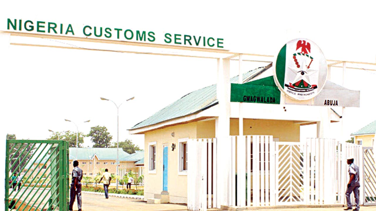 Nigeria Customs Service corporate office, Abuja.