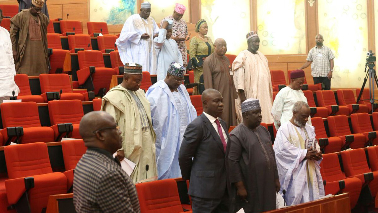 drama as nominee for ncc job wants senate scrapped
