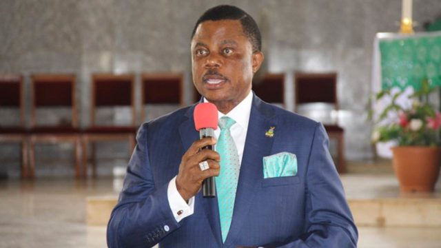 Obiano supports Rangers' quest for AITEO Cup glory with 22 buses