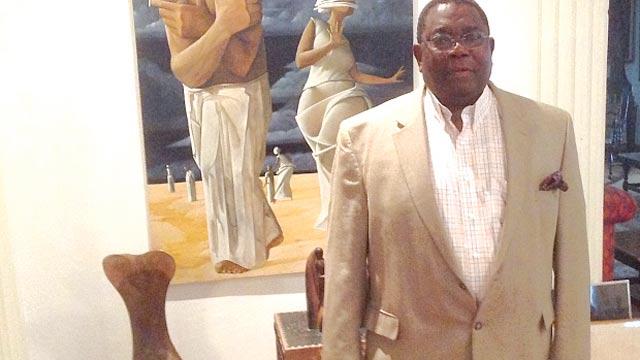 Sammy Olagbaju