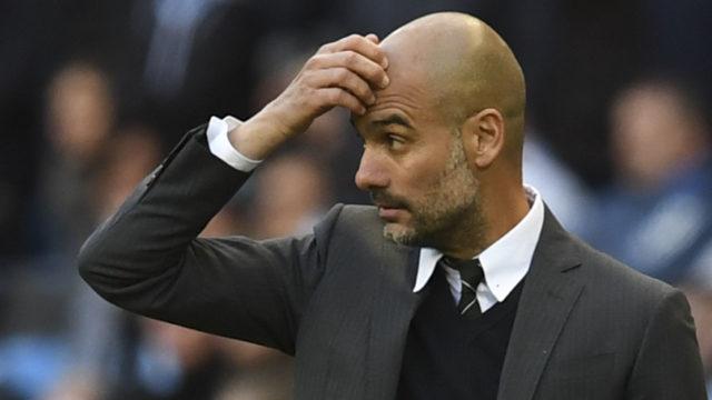 Guardiola fears bans could derail City