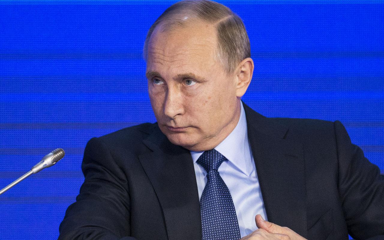 Russian President Vladimir Putin  / AFP PHOTO / POOL / Alexander Zemlianichenko