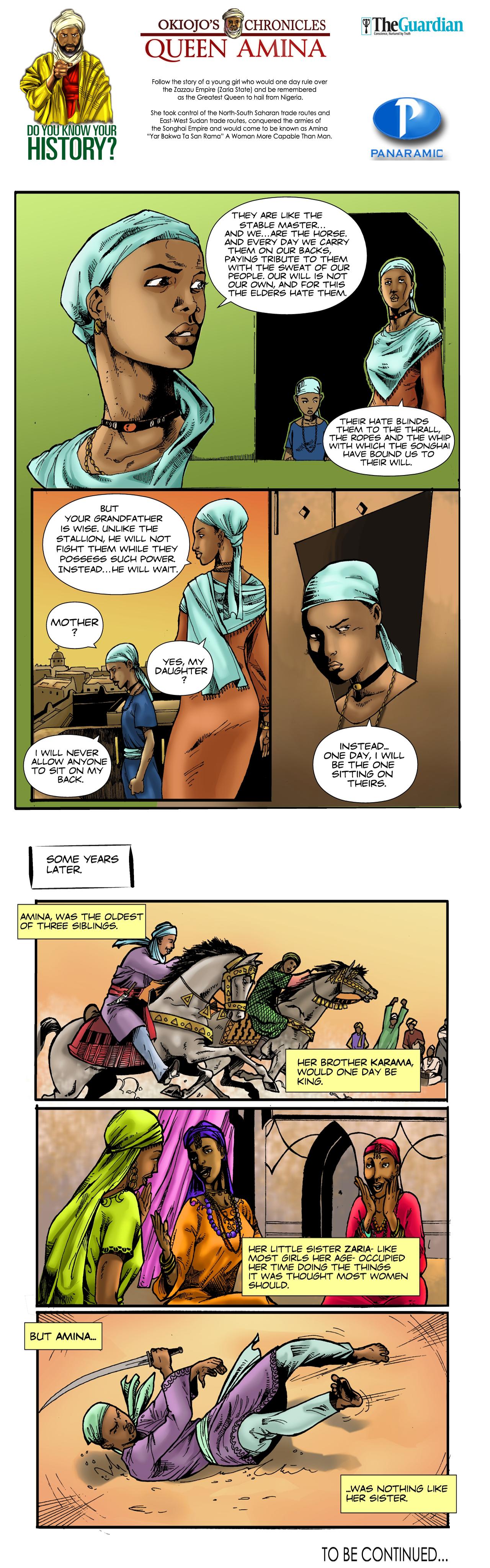 Queen Amina (Part 1) - 6 (1)