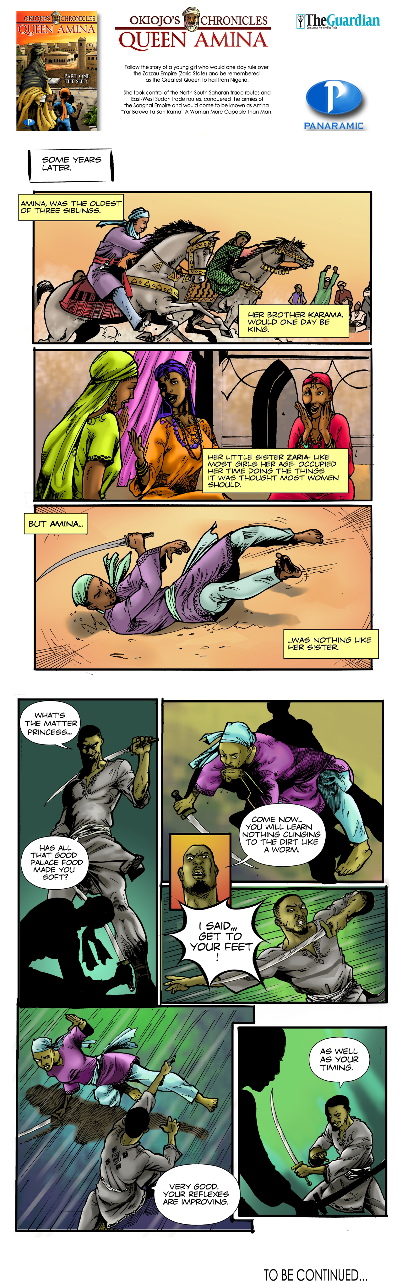 Queen Amina (Part 1) - 7