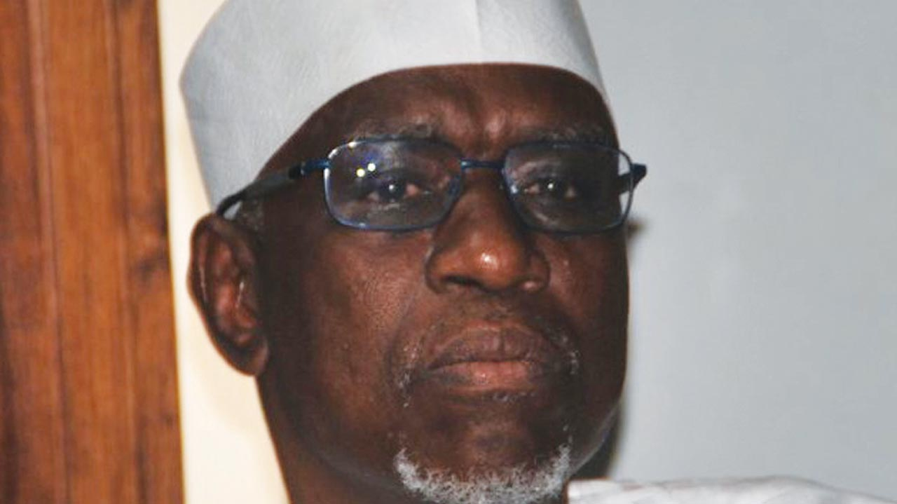 Prof. Abubakar Rasheed. Photo: Guardian Nigeria