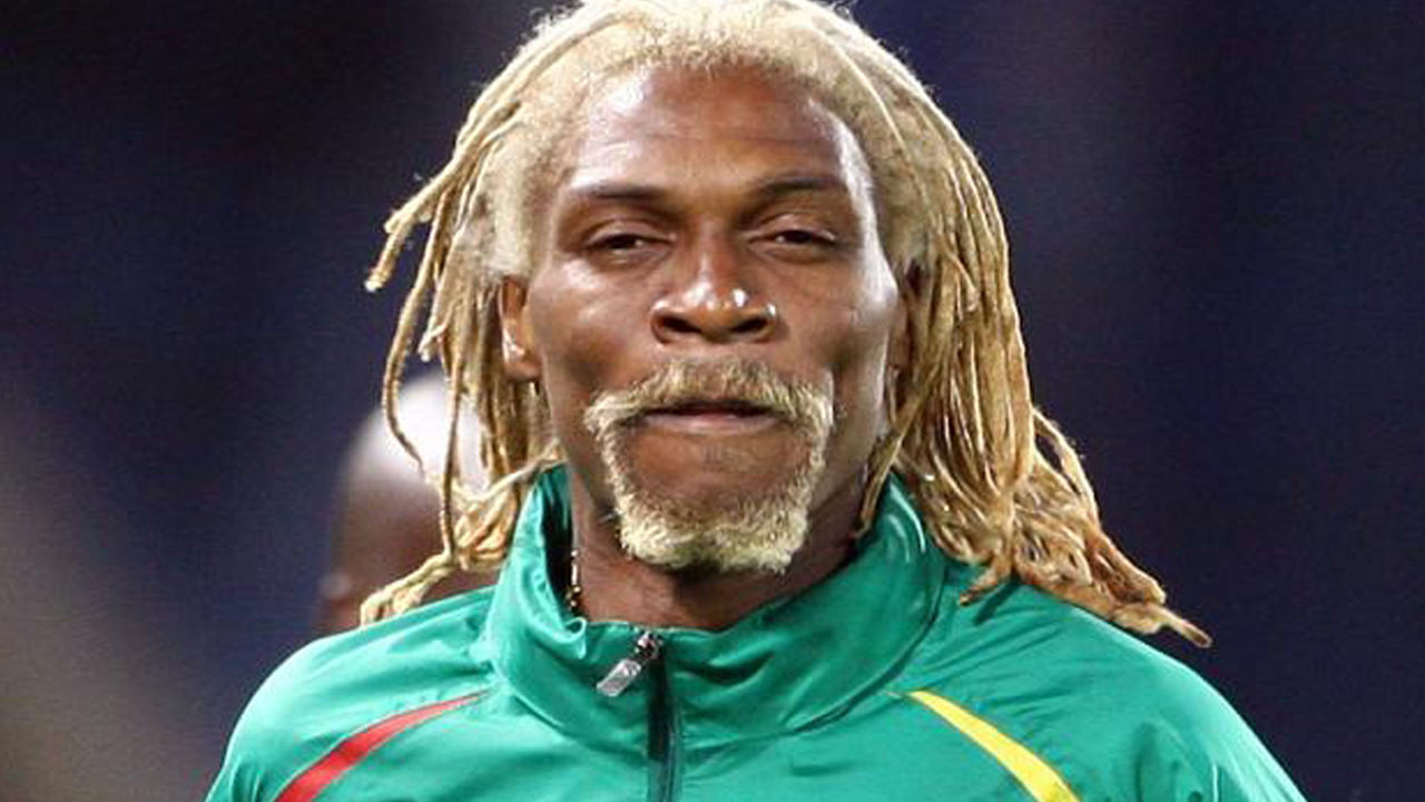 Rigobert Song