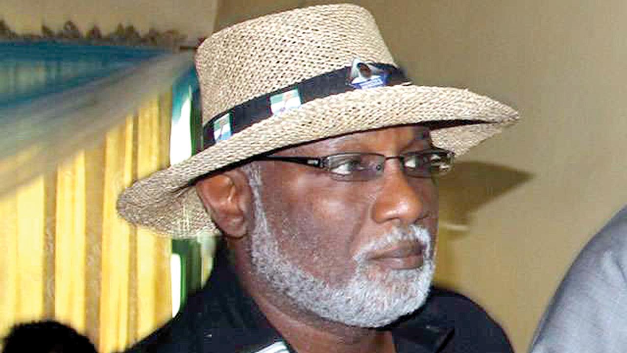 Ondo State Governor, Rotimi Akeredolu. Photo: Guardian Nigeria