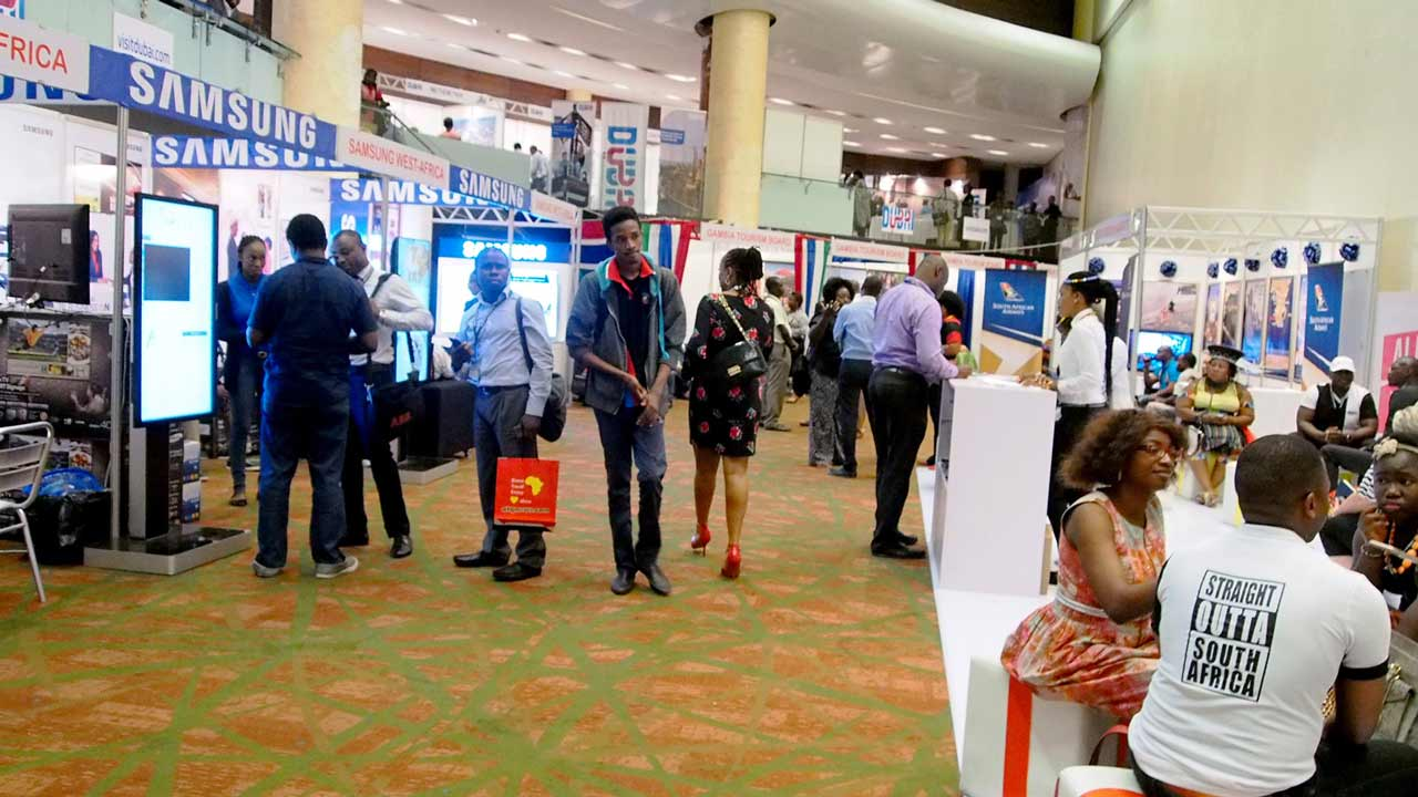Akwaaba African Travel Market November 2015, Eko Hotel, Lagos Nigeria
