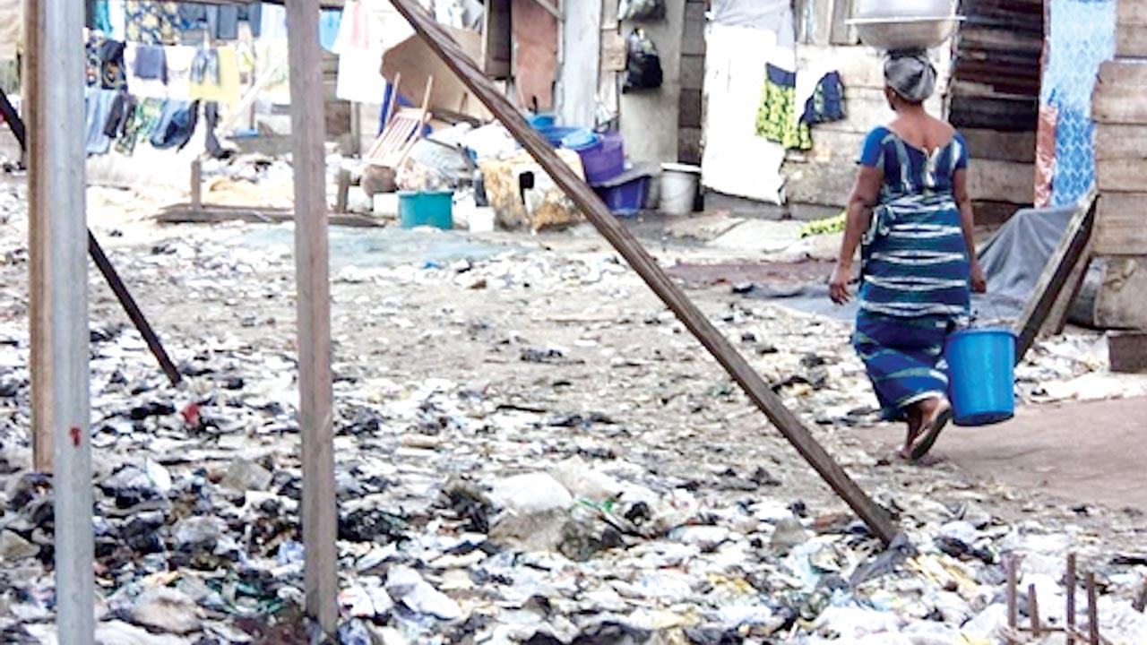 A slum PHOTO: WWW.TORI.NG