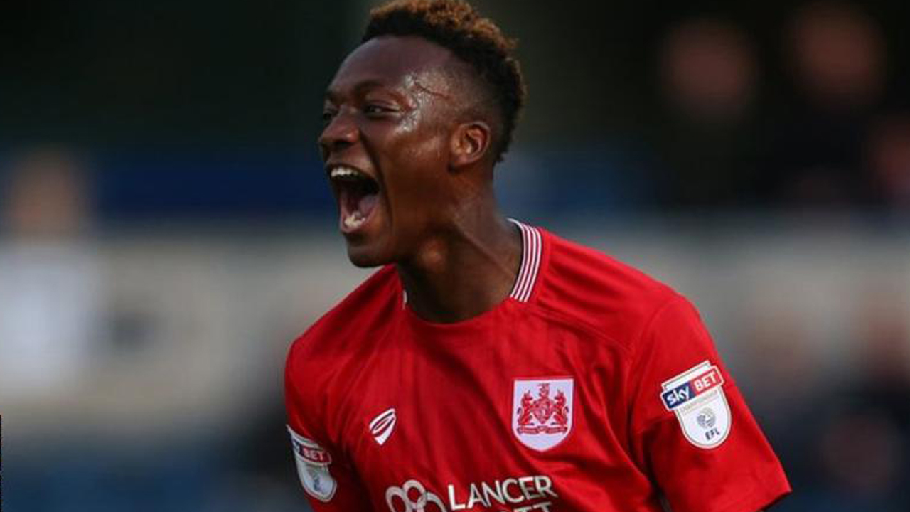 Tammy Abraham PHOTO: Getty Image