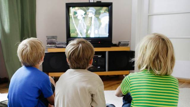 Television Addicted Children