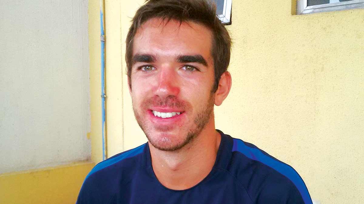 FCBESCOLA Technical  Director, Bernat Villa