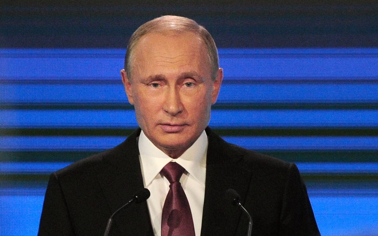 Russian President Vladimir Putin. / AFP PHOTO / SPUTNIK / Mikhail KLIMENTYEV