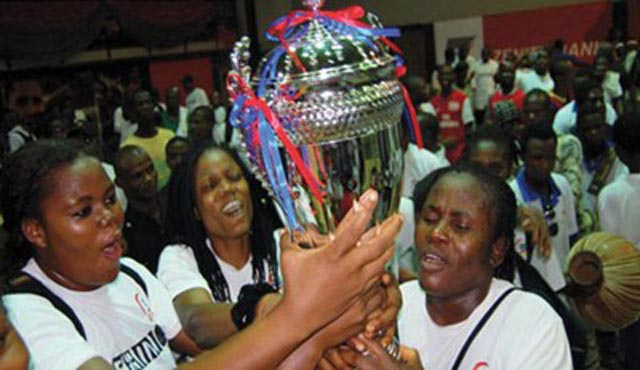 Delta State won the girls' basketball gold at the Abuja 2016 National Youth Festival.
