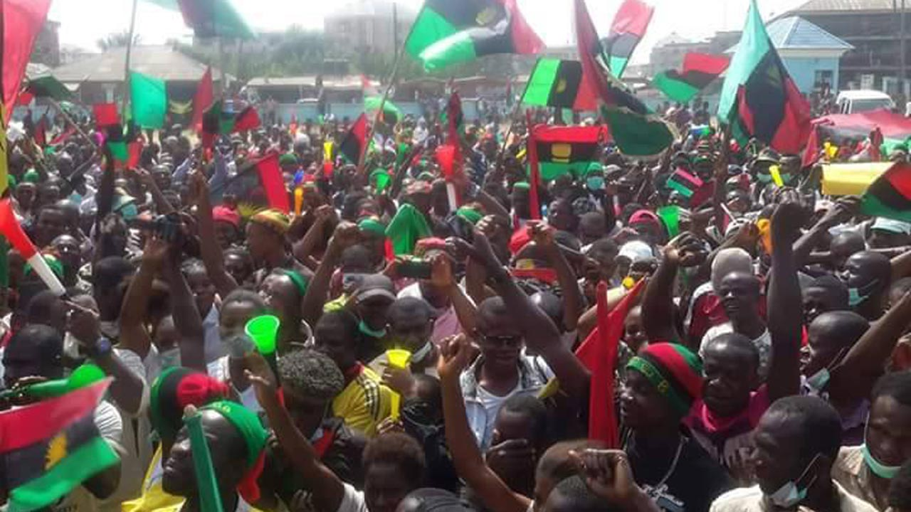IPOB plans referendum to mark Biafra's remembrance day