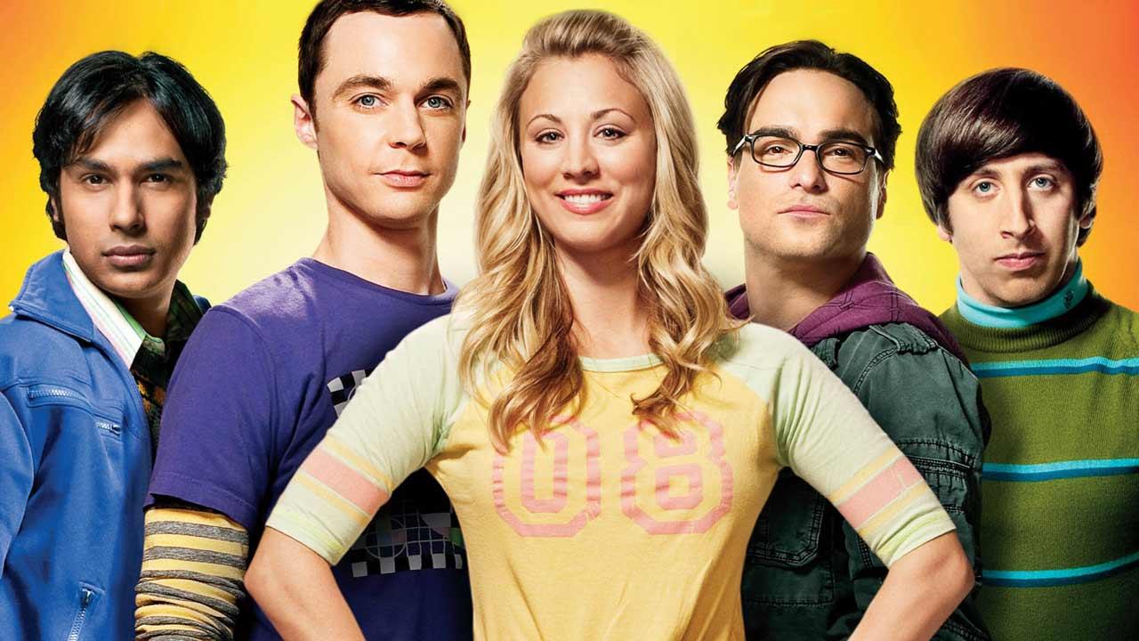 Big Bang Theory'