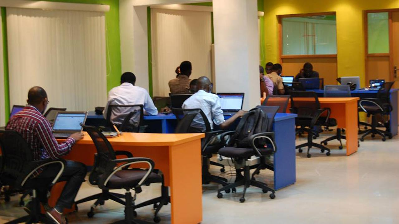 Co-Creation Hub. PHOTO: TECHCABAL