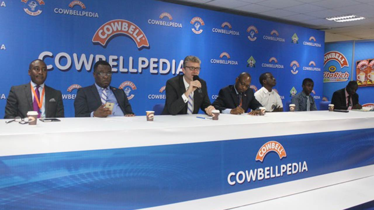 Cowbellpedia Mathematics competition
