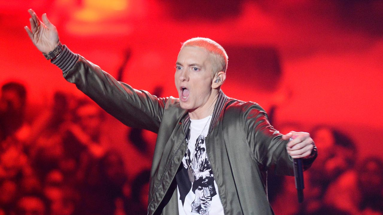 Eminem's 'Revival' album to be released December 15