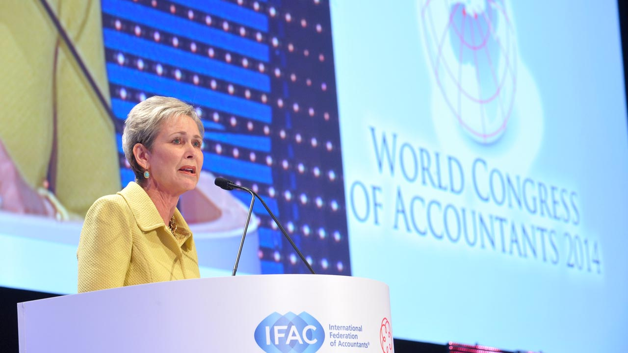 Olivia Kirtley. PHOTO: Ifac.org