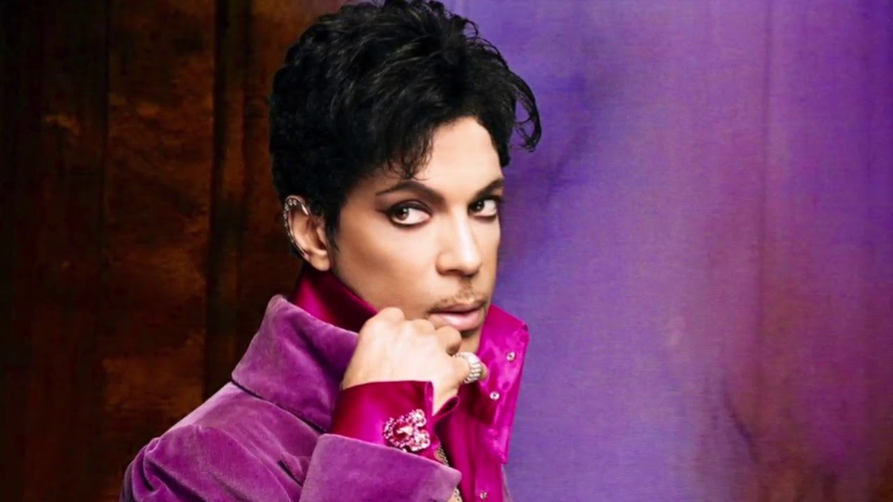 The late Prince