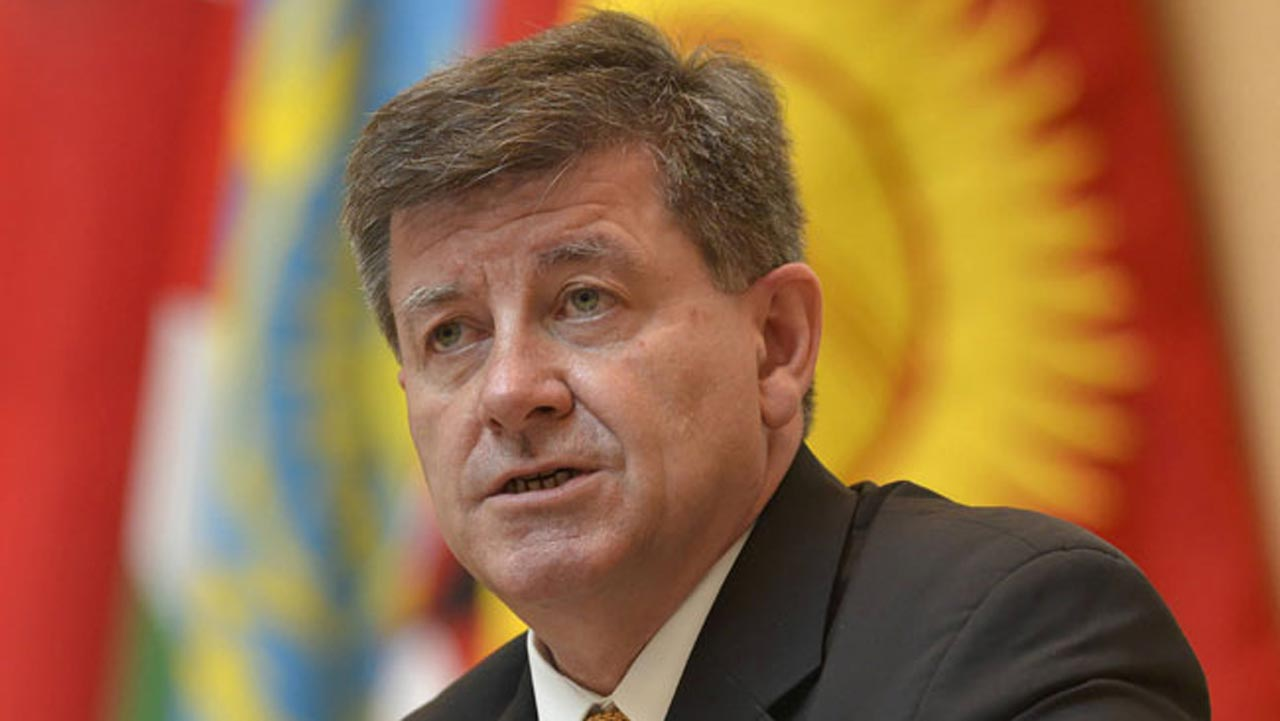 ILO Director-General Guy Ryder