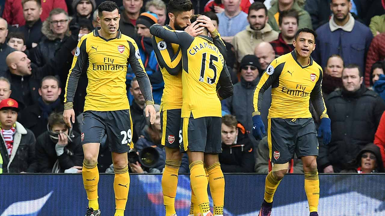FA Cup Oxlade-Chamberlain says final win can't mask Arsenal hurt