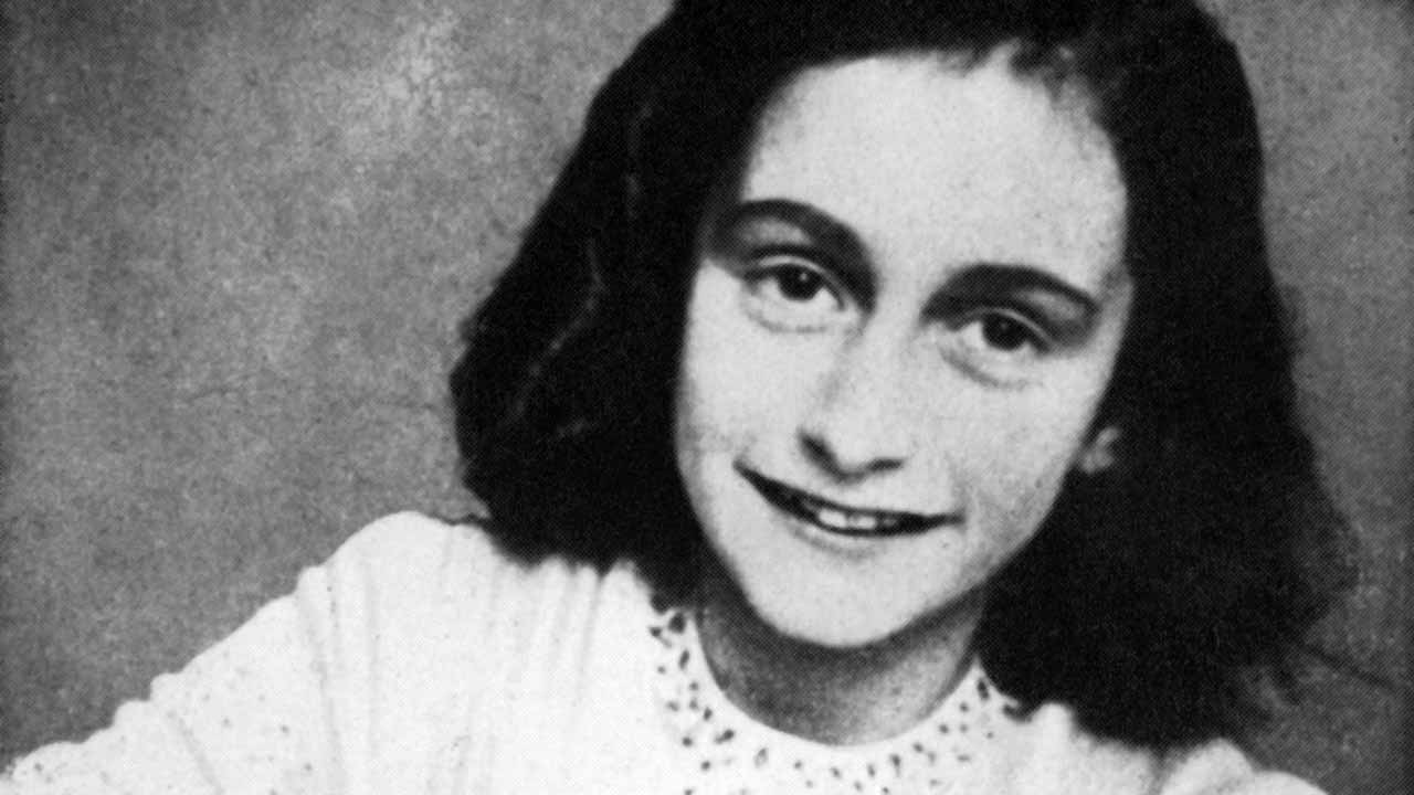 (FILES) This file photo taken on January 1, 1942 and released by the Anne Frank Fonds shows a portrait of Anne Frank who died of typhus in the Bergen-Belsen concentration camp in May 1945 at the age of 15. A very rare handwritten poem by Jewish diarist Anne Frank was sold for 140,000 euros to an unnamed online bidder on November 23, 2016, fetching almost three times its reserve price. Frank wrote the 12-line text, dated March 28, 1942, in a friendship book belonging to the older sister of her best friend only three months before she and her family went into hiding from the Nazis in Amsterdam. HO / ANNE FRANK FONDS / AFP