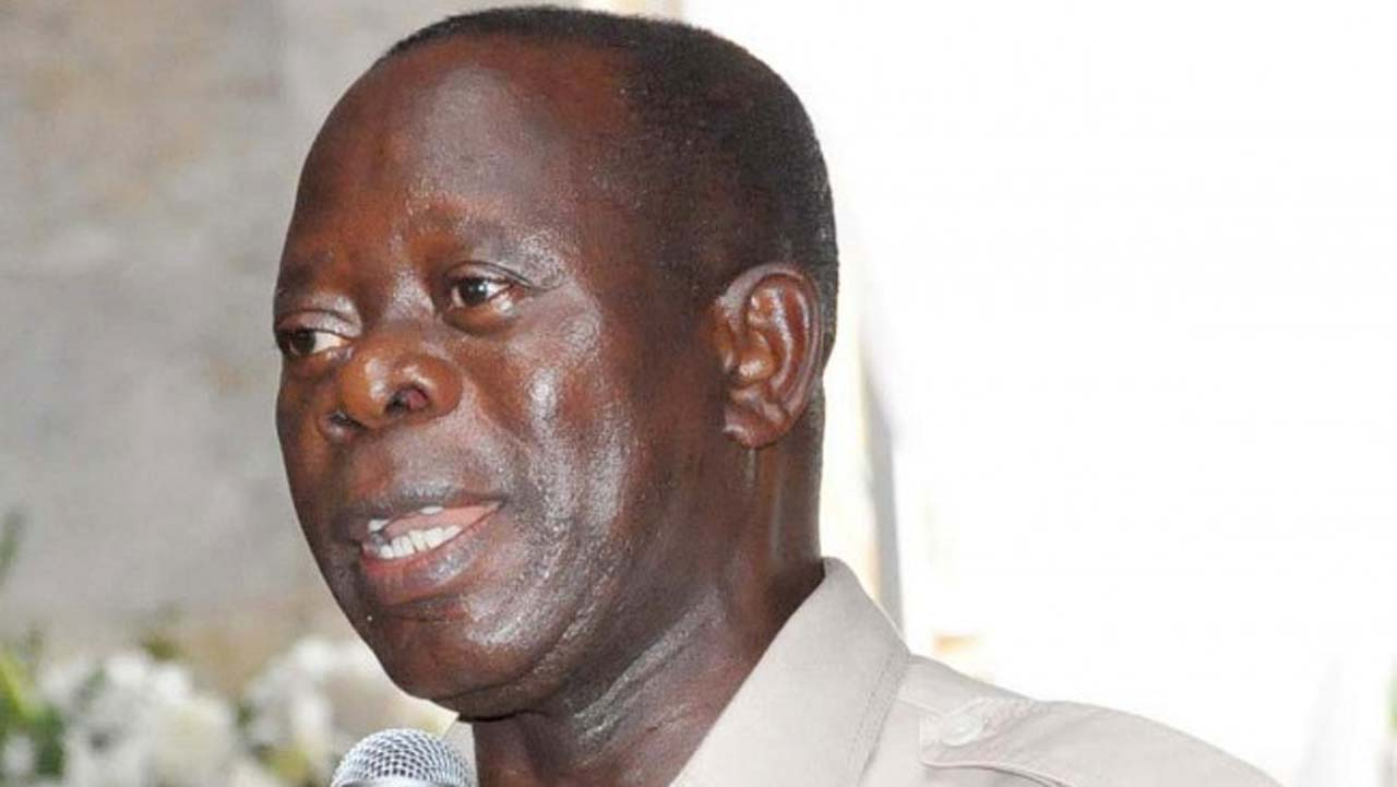 Minority can never preside over majority in a democracy - Oshiomhole