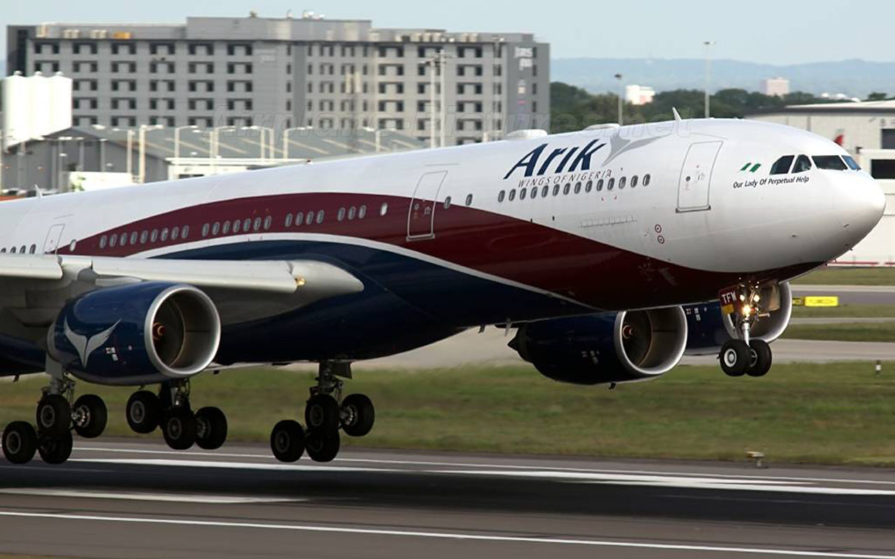 PHOTO: Arik Air