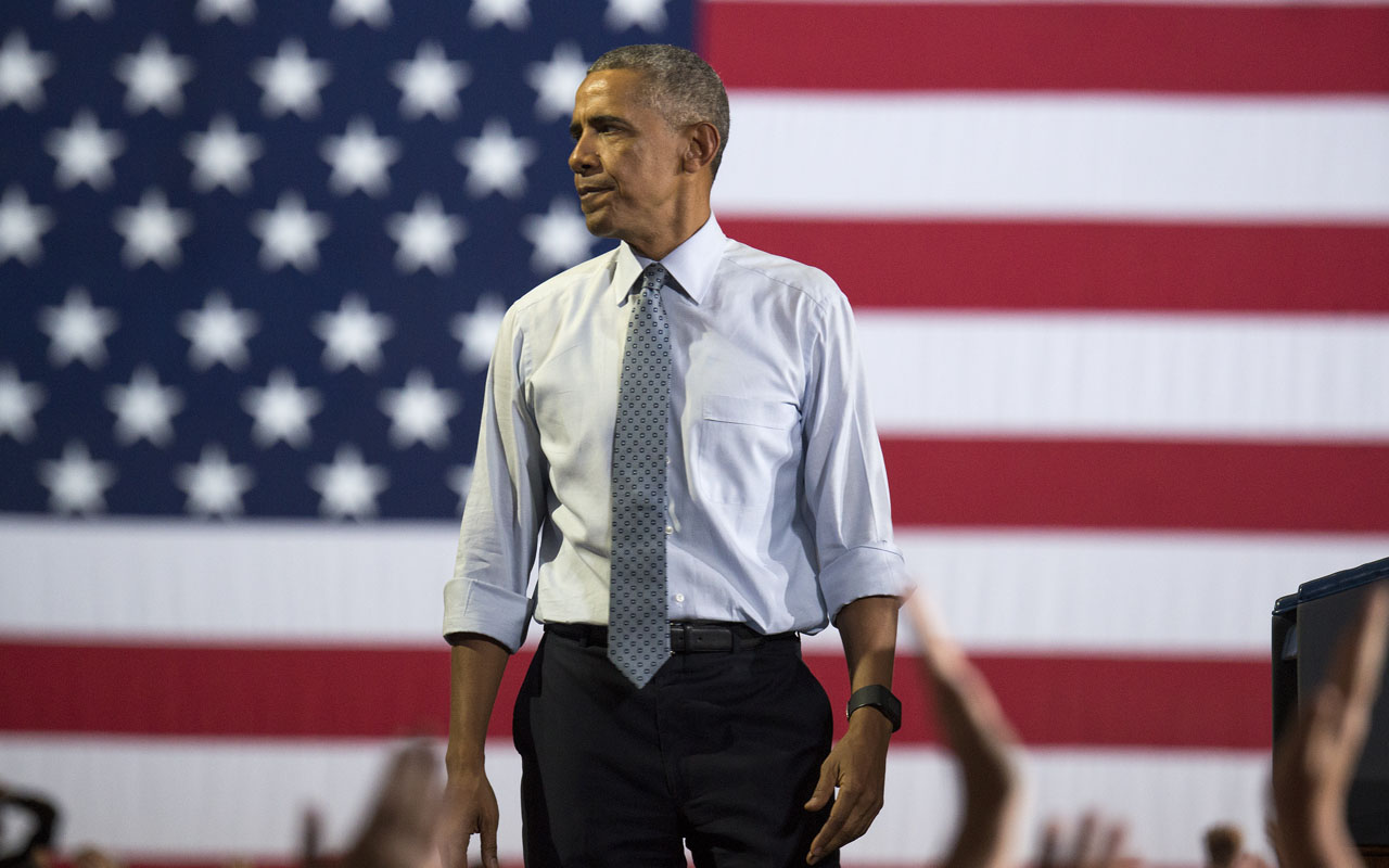 President Barack Obama / Ty Wright/Getty Images/AFP