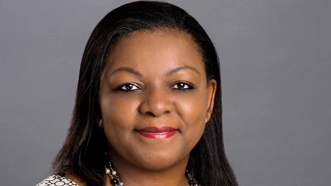 Managing Director, Standard Chartered Bank, Mrs. Bola Adesola