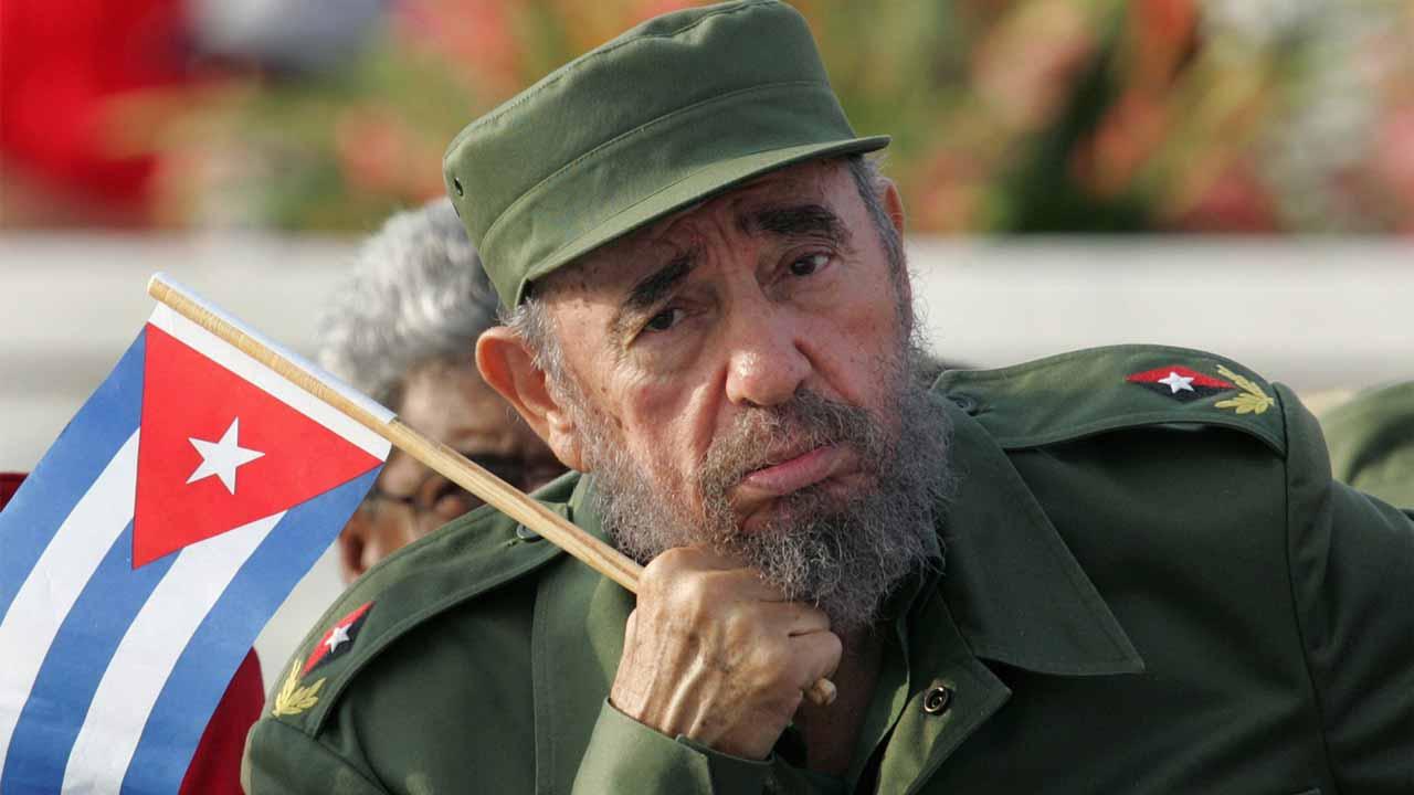 Late Fidel Castro