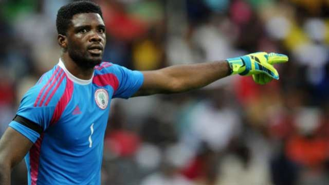 Akpeyi vows to reclaim Eagles No 1 jersey