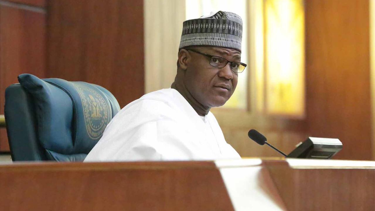 Speaker, House of Representatives, Yakubu Dogara PHOTO: TWITTER/DOGARA