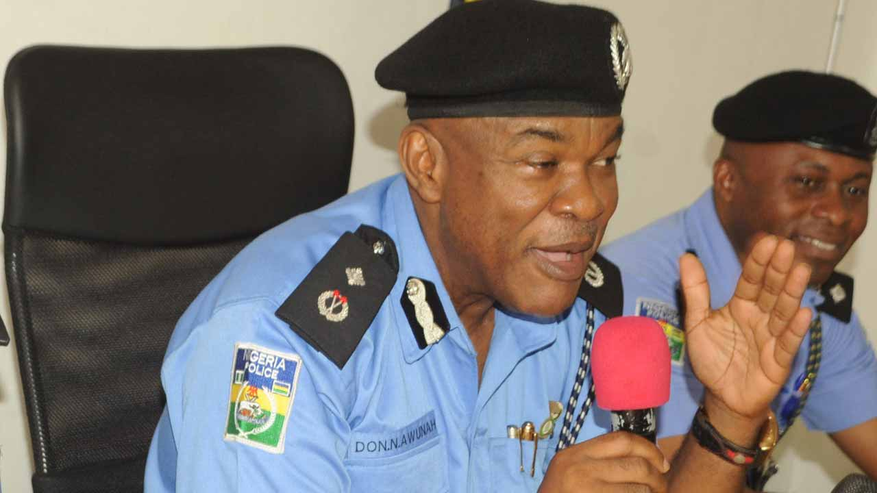 Force Public Relations Officer, Don Awunah