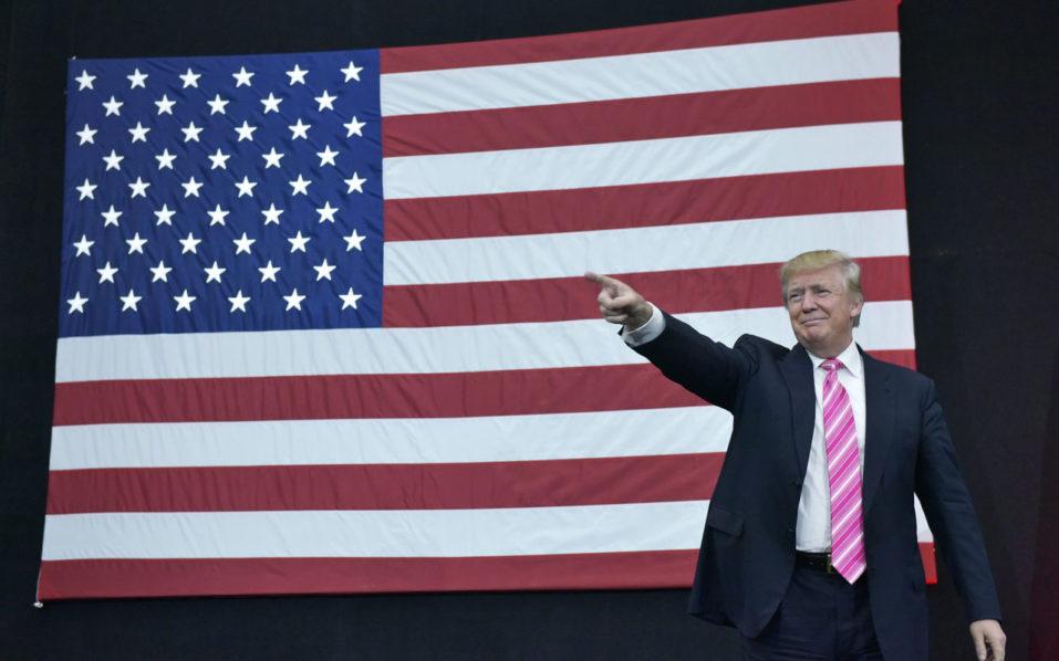 US President Elect  Donald Trump  / AFP PHOTO / MANDEL NGAN
