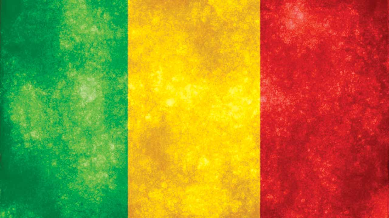 Mali Flag, Photo:Flickr