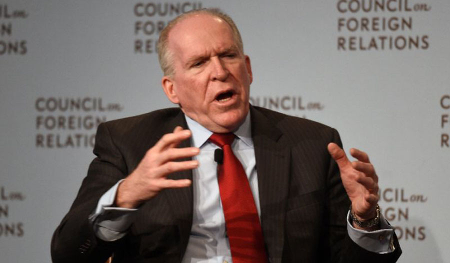 CIA Director John Brennan  (AFP Photo/Don Emmert)
