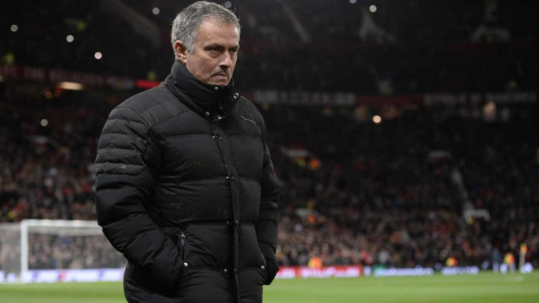 Mourinho Says Ajax Shouldn't Even Be In Europa League