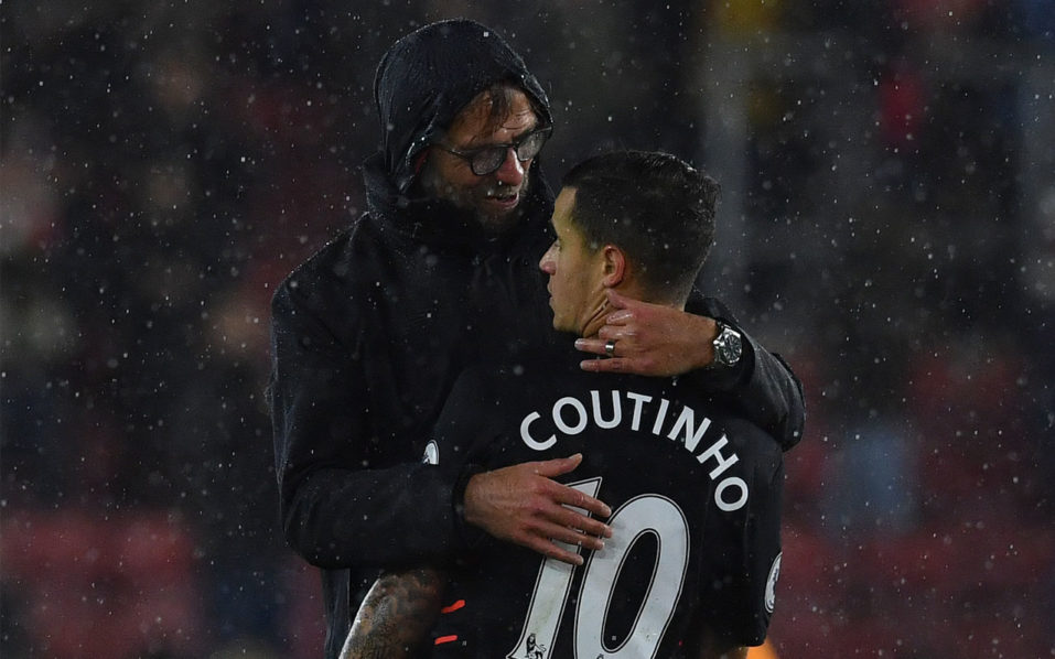 Jurgen Klopp explains why Liverpool rejected Barcelona's £72m Philippe Coutinho bid