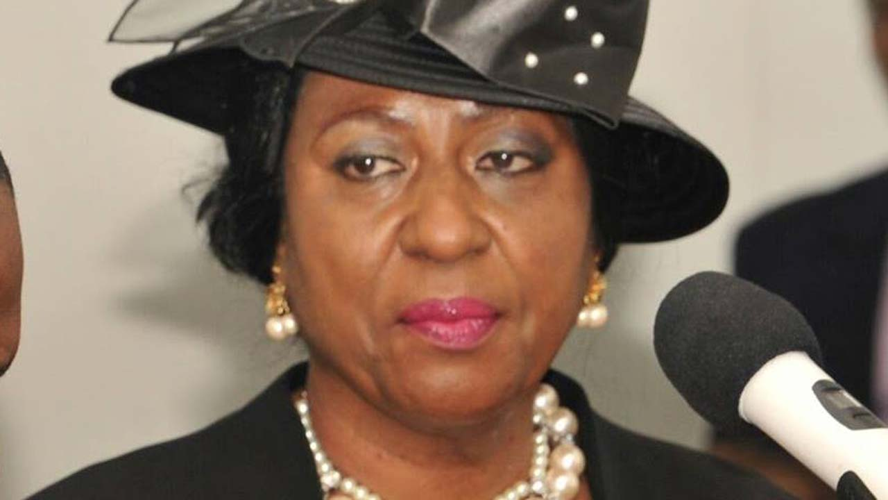 Justice Theresa Uzokwe
