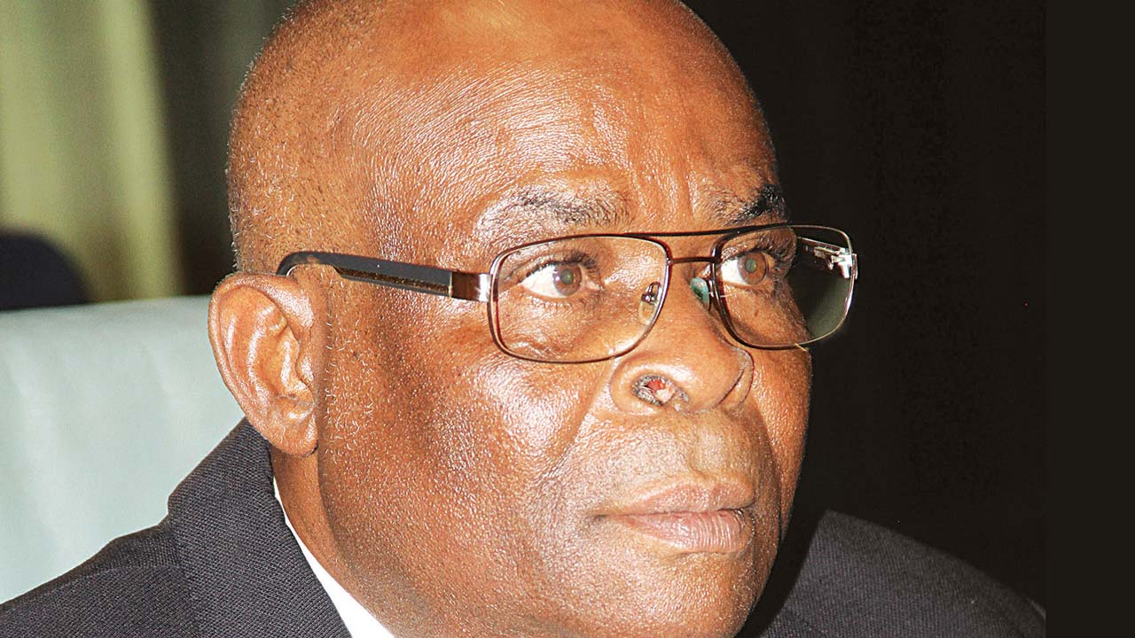 Justice Walter Onnoghen.				               PHOTO: PHILIP OJISUA