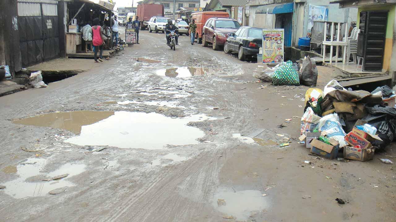Omilade Street, Mafoluku