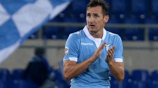 Young strikers gun for Miroslav Klose's crown