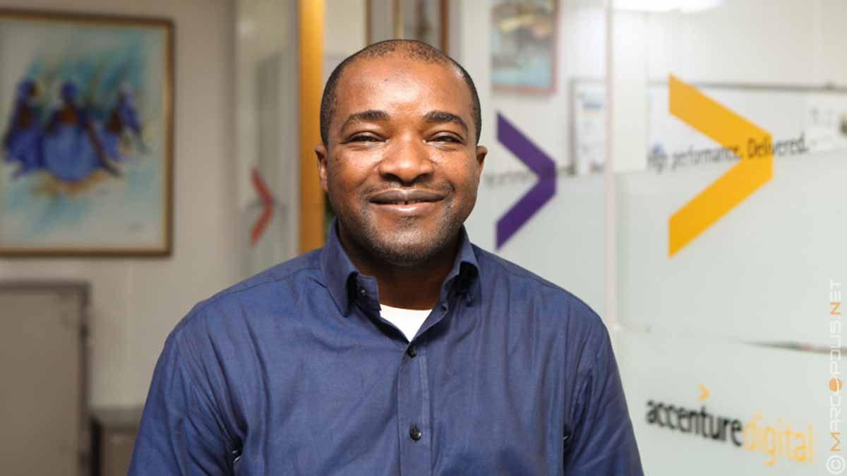 Managing Director, Accenture Nigeria, Niyi Yusuf,