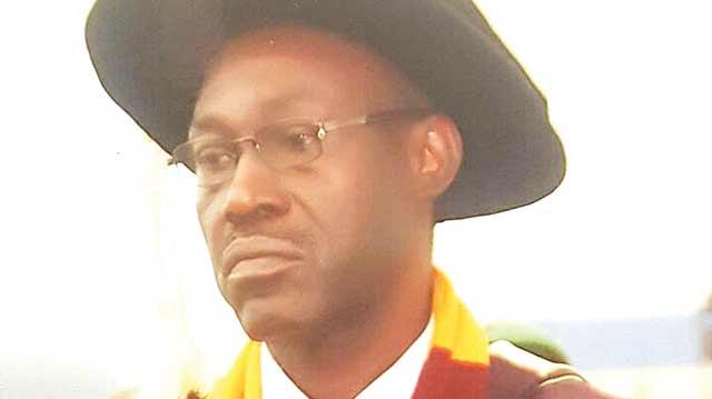 Dr Jacob Oboreh