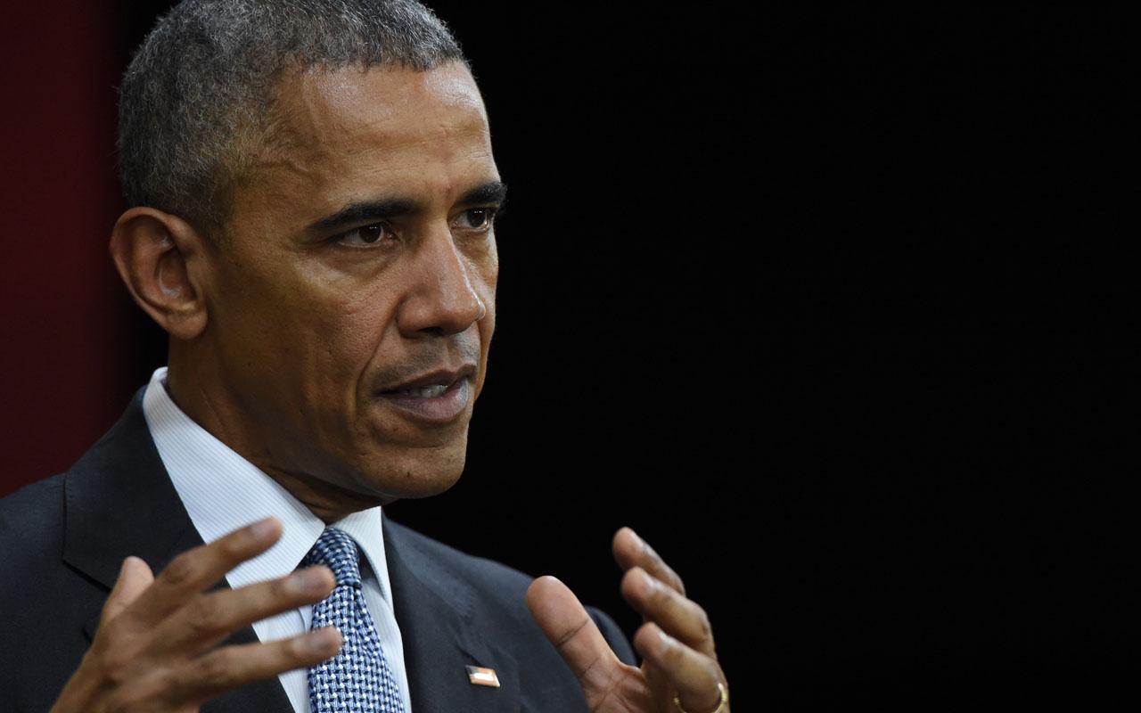 US President Barack Obama. / AFP PHOTO / LUKA CONZALEZ
